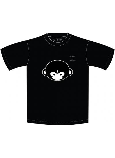 DMT Monkey T-Shirt - Mens - Front View