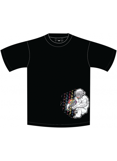 Stoned Ape Theory Shrooms T-Shirt - Mens - Front View