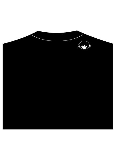 DMT Monkey T-Shirt - Mens - Back Logo